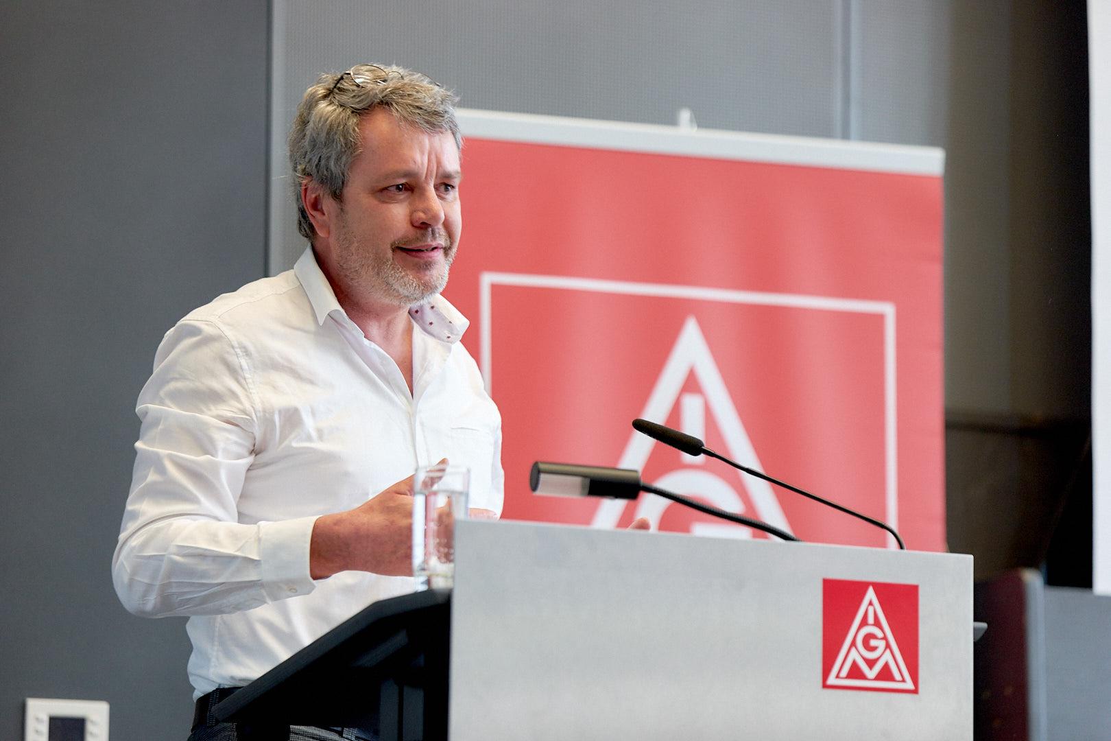 Matthias Grund, Gründer der andrena objects ag