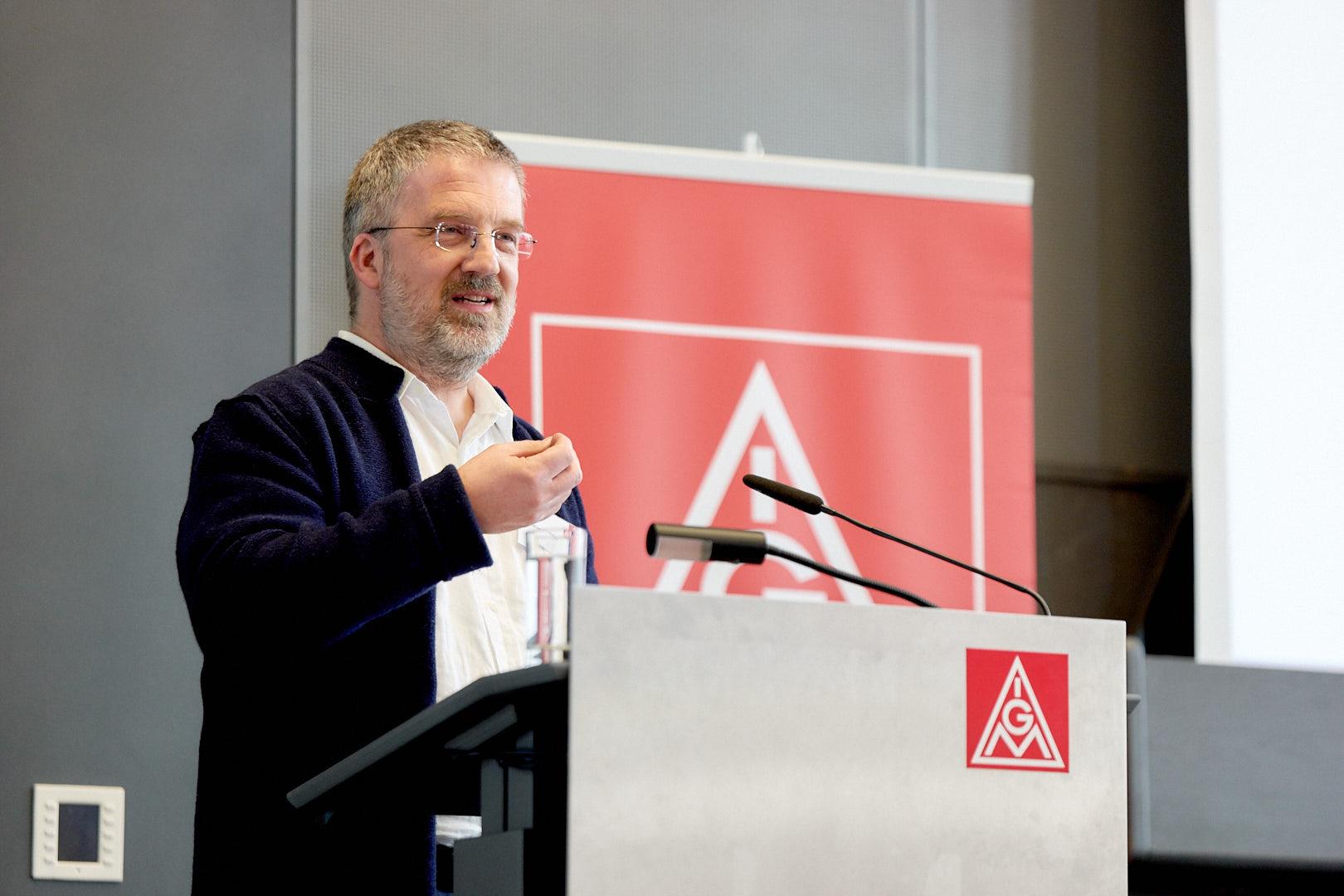 Sebastian Lülsdorf, Betriebsrat Lenze Automation GmbH