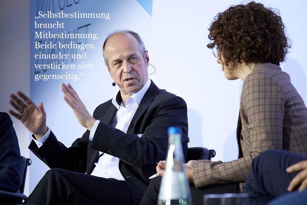 Ralf Mattes, Audi AG, Referent des Gesamtbetriebsrats